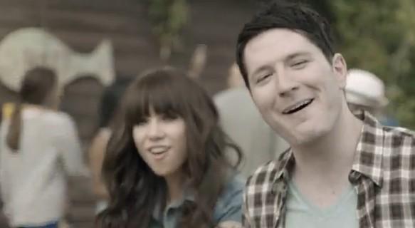 SnapCacklePop: New Video Alert - Owl City & Carly Rae Jepsen
