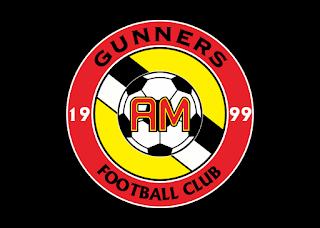 AM Gunners FC Logo Vector
