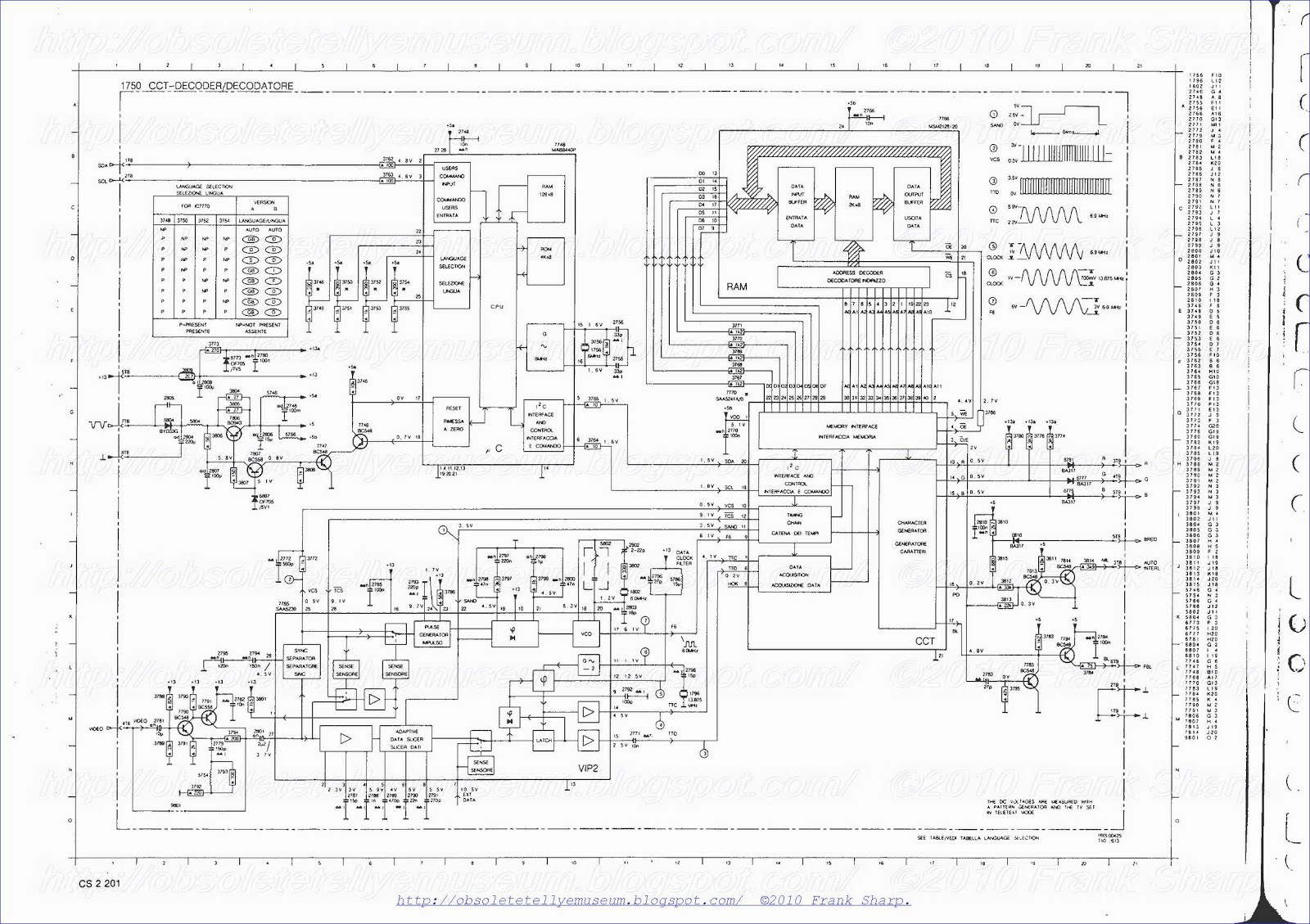 Obsolete Technology Tellye !: PHILIPS 26CE2281 RUBENS