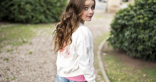 Moda primavera verano 2018 ropa de moda para niñas. Anavana colección primavera verano 2018.