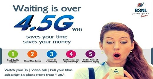 1GB free internet for Smartphone users