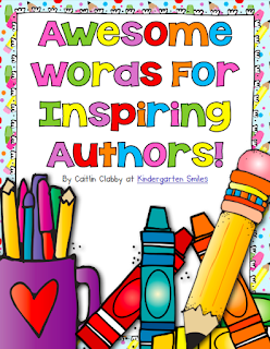 https://www.teacherspayteachers.com/Product/Awesome-Words-for-Inspiring-Authors-242261