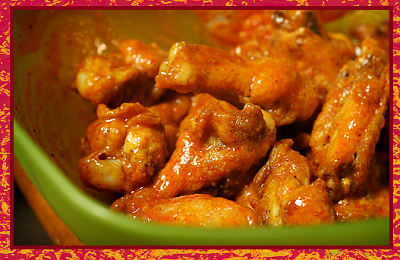 Friendly Fire West African Pepper Wing Sauce Recipe