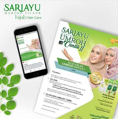 Sariayu Martha Tilaar Umroh Cantik II