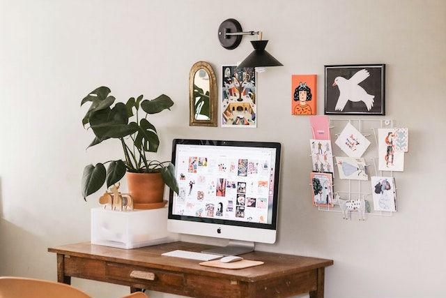 Trucos para decorar dormitorios de adolescentes, zona estudio