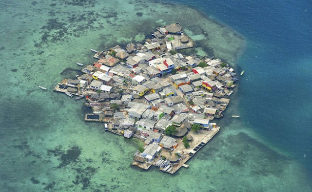 The Most Densely Populated Island on planet