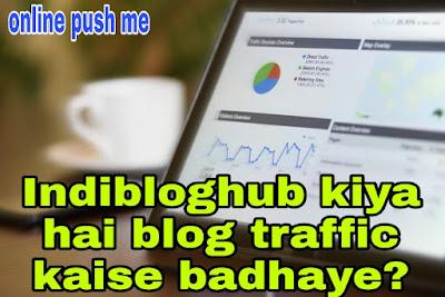 Indibloghub-kiya-hai-blog-traffic-kaise-badhaye?