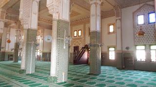 The grande mosquée