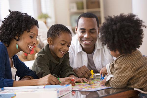 Aktifitas Permainan Kegiatan Keluarga Dirumah