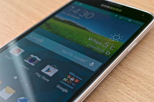 Cara Flashing Samsung Galaxy S5 SM-G900H via Odin Terbaru
