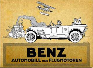 Benz 1918