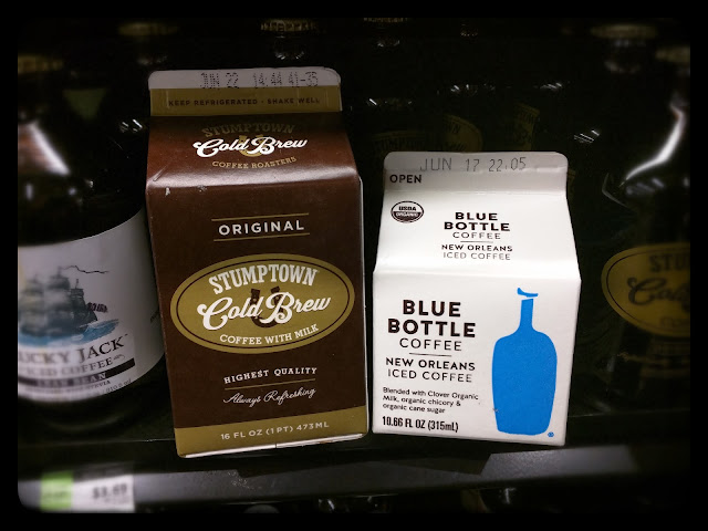 Blue Bottle vs Stumptown
