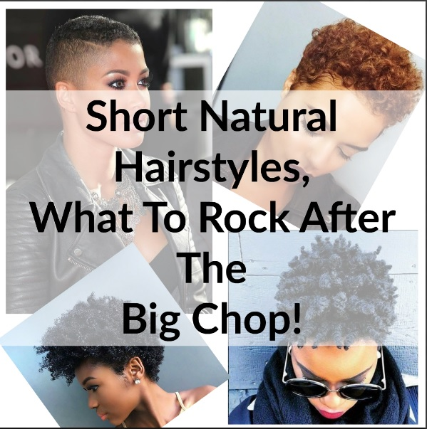 Short hairstyles what to rock after you do the big chop recently did the big chop check out these gorgeous short hairstyles that are easy solutioingenieria Images