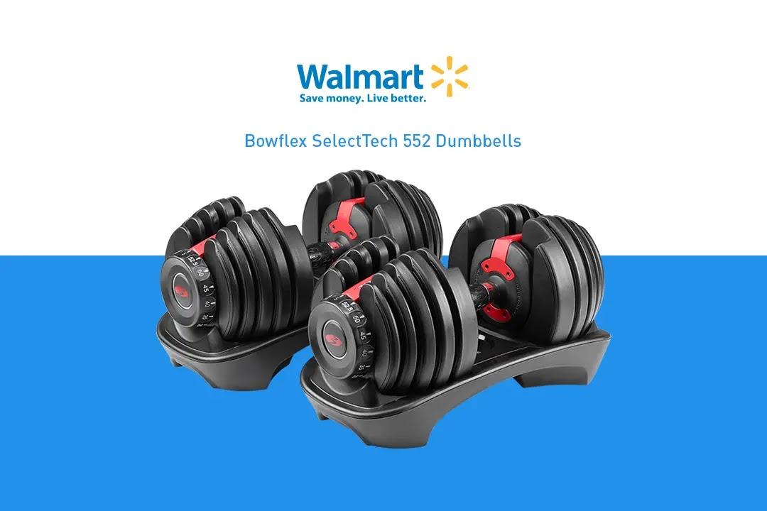 Walmart Bowflex 552
