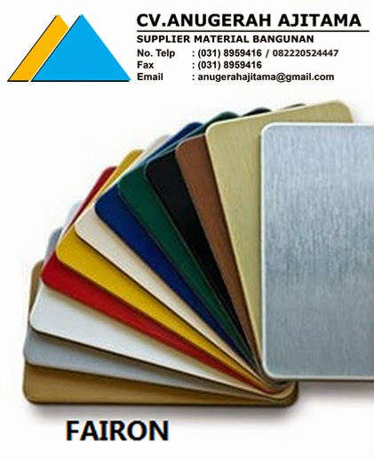 ALUMINIUM COMPOSITE PANEL FAIRON