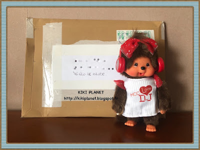 kiki monchhichi dj disques vinyls 45 tours bourtayre collector