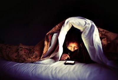 Elektronik cihazlar uyku kaçırır mı?