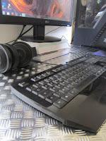 Relooking industriel d'un bureau basique