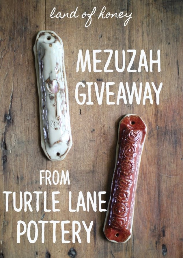 Win a set of mezuzahs!