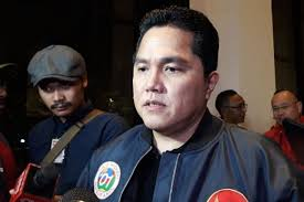 Lahan Disinggung Kubu Prabowo, Erick Thohir: Punya Saya Bersih dan Halal