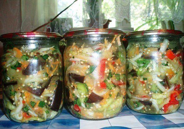 Острые закуски из баклажанов рецепты с фото