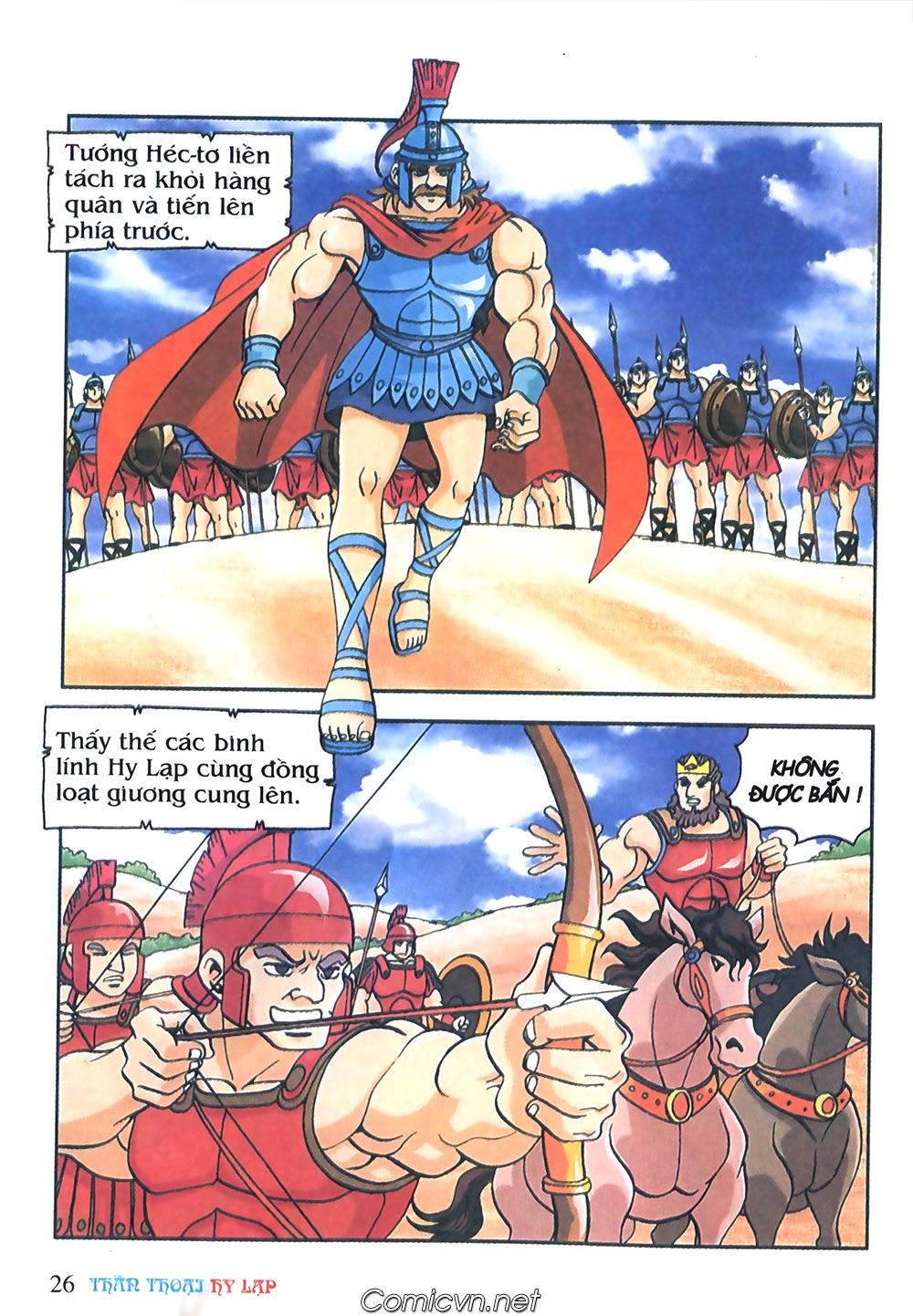 Thần Thoại Hy Lạp Màu - Chapter 57: Cuộc chiến định mệnh - Pic 25