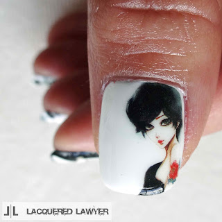 Decal Nail Art