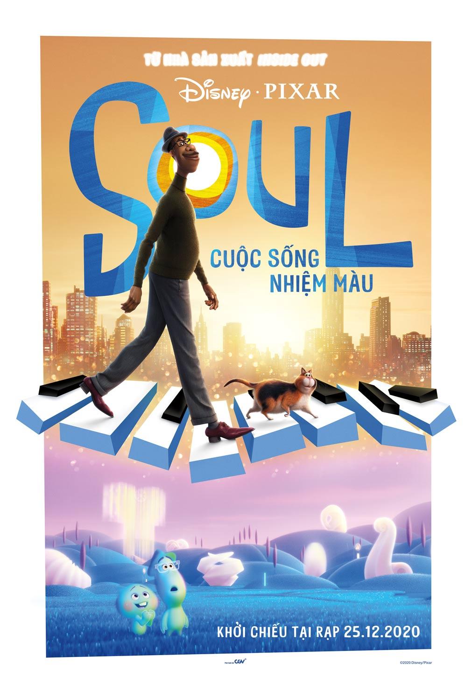 Cuộc Sống Nhiệm Màu - Soul (2020) (2020)