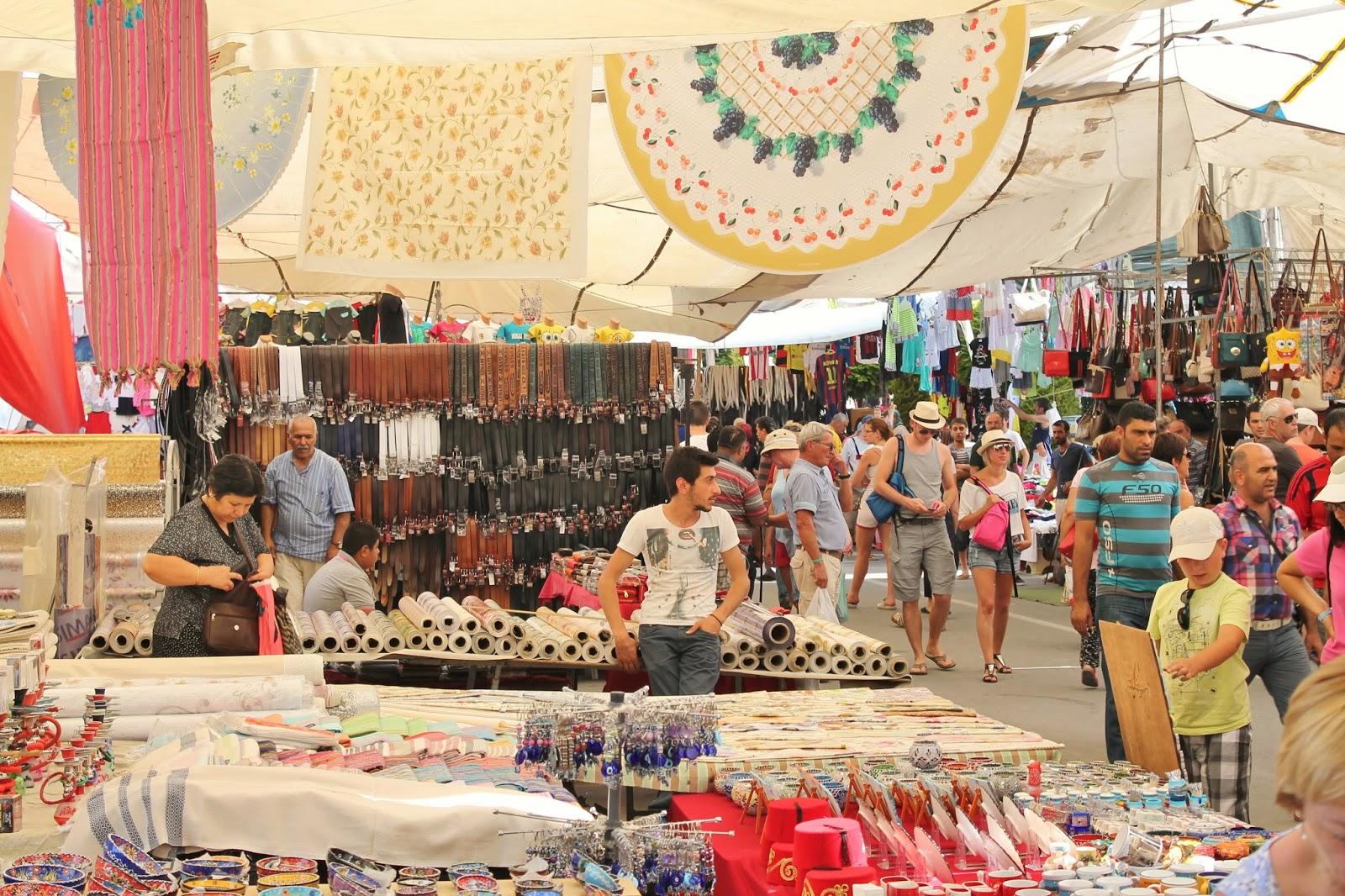 Life of Libby | Travel & Lifestyle: Kusadasi Market, Turkey