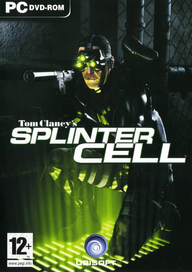 Descargar Tom Clancy's Splinter Cell: Complete Edition [PC] [Full] [1-Link] [ISO] Gratis [MEGA]