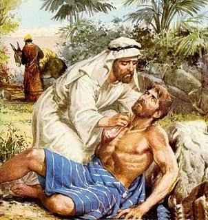 BIBLE STORY SUMMARY: THE GOOD SAMARITAN