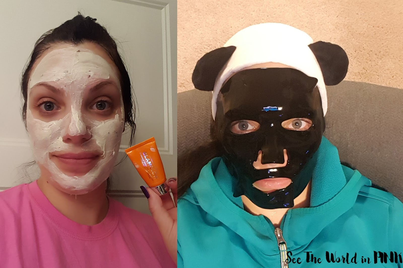 October 2017 - Month in Masks & Mask Empties!