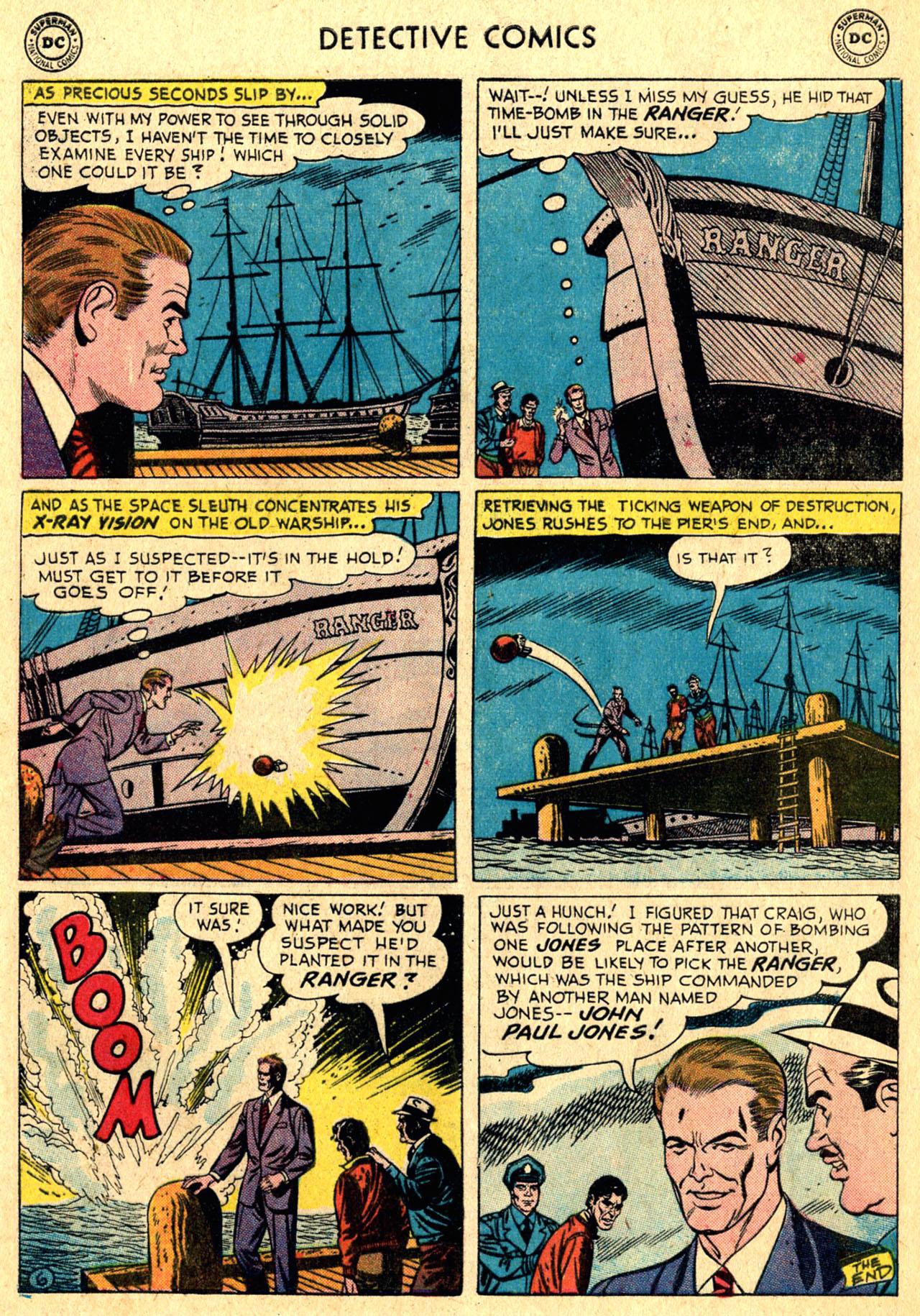Read online Detective Comics (1937) comic -  Issue #241 - 32