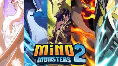 Mino monsters 2: Evolution Mod Apk Download