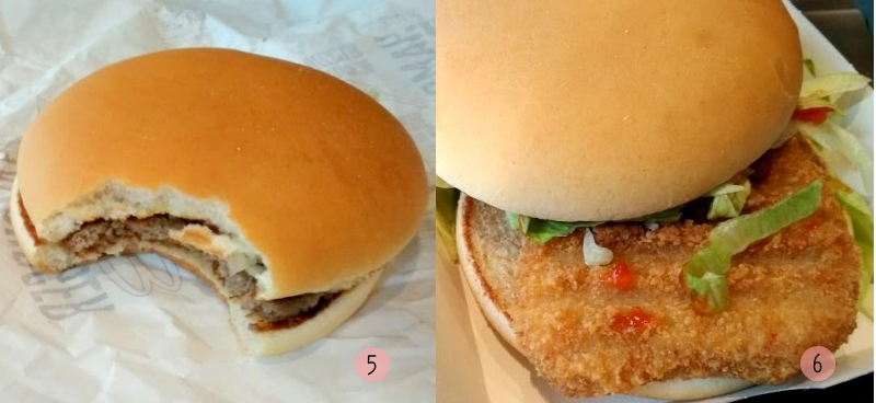 McDonalds free hamburger on birthday chili chicken