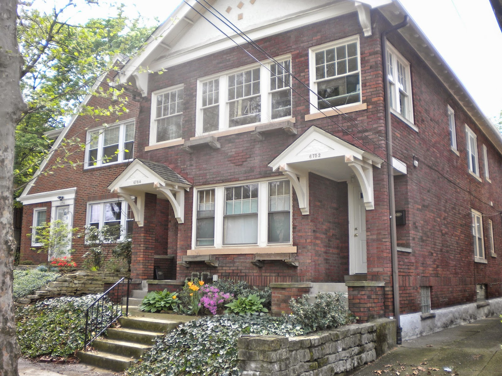 Auto Garage For Sale Pittsburgh: 6752-54 Juniata Place Pittsburgh, PA 15208 DUPLEX FOR SALE
