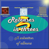 Releases, in threes [#4] a Psychedelic mayhem