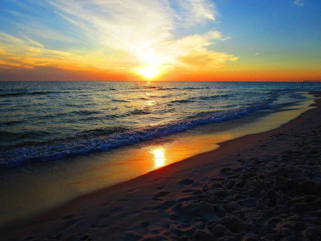 Floryda: Panama City Beach, Tampa, Clearwater, San Augustine.