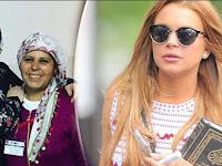 Dalami Agama Islam, Lindsay Lohan: Saya Takut Kembali Ke AS