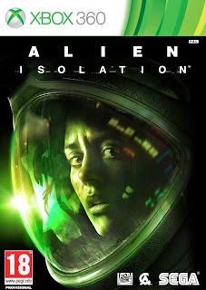 Alien Isolation (X-BOX 360) 2014 DUBLADO PT-BR