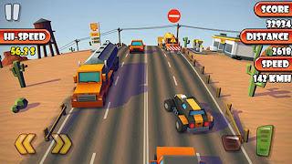 Highway Traffic Racer Planet Mod Apk Terbaru
