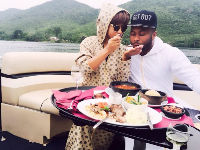 Tonto Dikeh's husband speaks out on numerous rumors