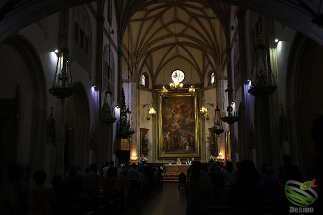 マドリード - ヘロニモス教会