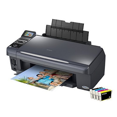 Thanks to the 4 split private ink cartridges Epson Stylus DX8400 Driver Downloads