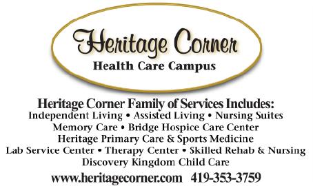 Heritage Corner logo