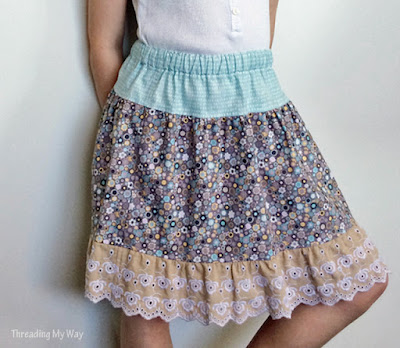http://www.threadingmyway.com/2017/10/how-to-make-elastic-waist-skirt-with.html