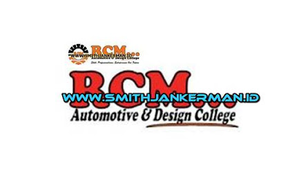Lowongan RCM Automotive & Design College Pekanbaru Februari 2018