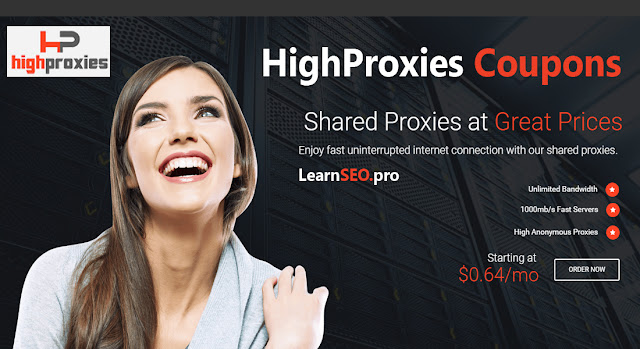 highproxies coupons