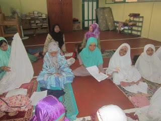 Kegiatan Ramadhan MI Al Raudlah