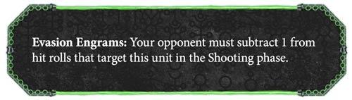 reglas especiales Tomb blades